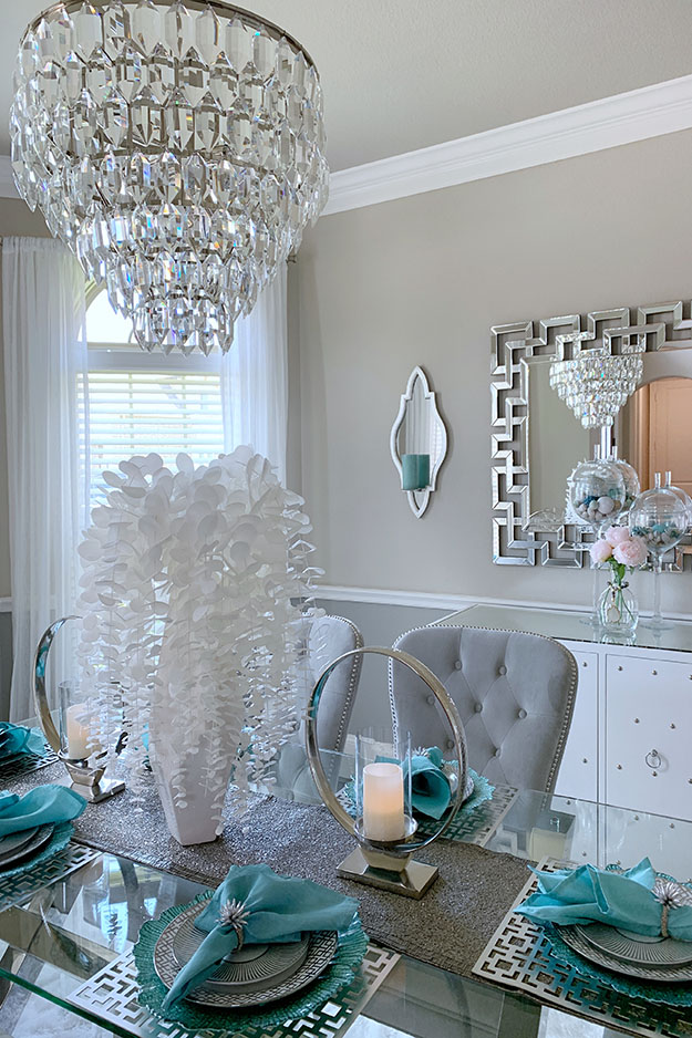 3 Simple Table Setting Ideas Pops Of, Dining Room Table Setting Ideas